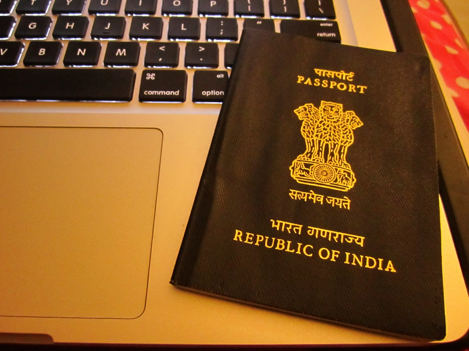 Have aadhar now get passport in just 10 days the logical indian image courtesy aiddatafo Images