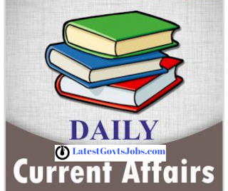 Current Affairs :04 Aug 2019