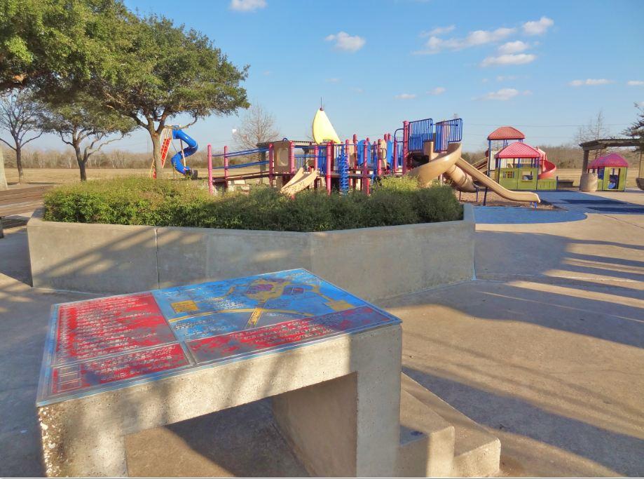 H-Town-West Photo Blog: Playground at George Bush Park ...