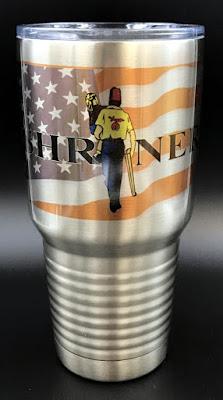 Shrine Drinkware from Fratline