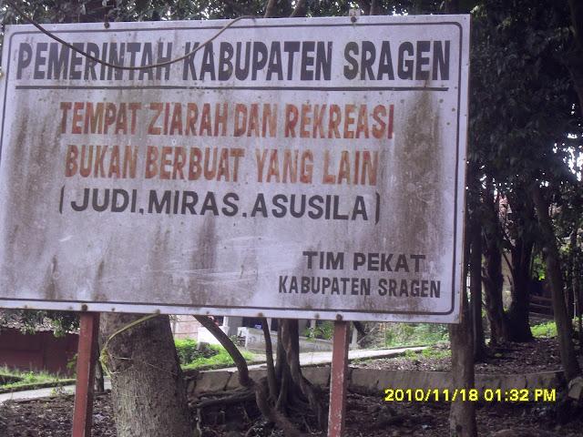Wisata Gunung Kemukus yang Penuh Misteri Tempat Wisata Terbaik Yang Ada Di Indonesia: Wisata Gunung Kemukus yang Penuh Misteri