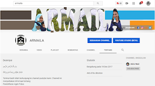 armaila youtube channel