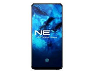 Vivo NEX 2 PD1821F Firmware Download