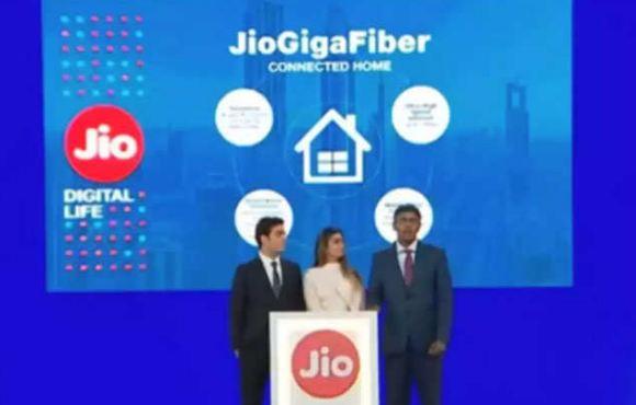 Jio Gigafiber: सालाना प्लान पर फ्री मिलेगा LED TV और सेट टॉप बॉक्स  - newsonfloor.com