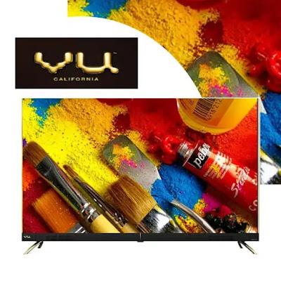 VU CINEMA TV 43inch (108cm) - key space