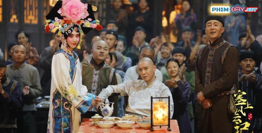 Tái Thượng Phong Vân Ký - Sai Shang Feng Yun Ji (2019)
