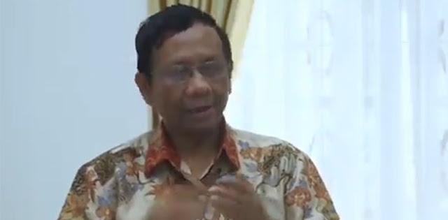 Mahfud MD Ngaku Kegiatan BPIP Dibiayai Swasta, Said Didu: Ini Pelanggaran!