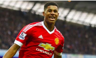 Marcus Rashford join Manchester United