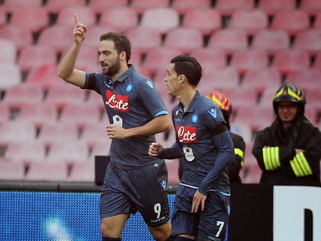 [Serie A] VIDEO Napoli Cagliari 3-3 Gol Highlights