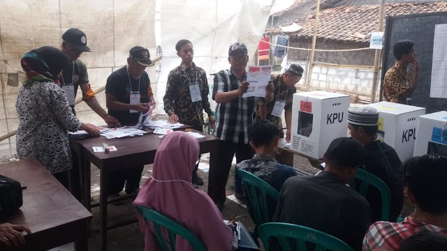 Data Sementara PDIP Dapatkan suara terbanyak di Banten, Capai 16,84%