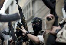The threat posed by Islamist militants to Britain...