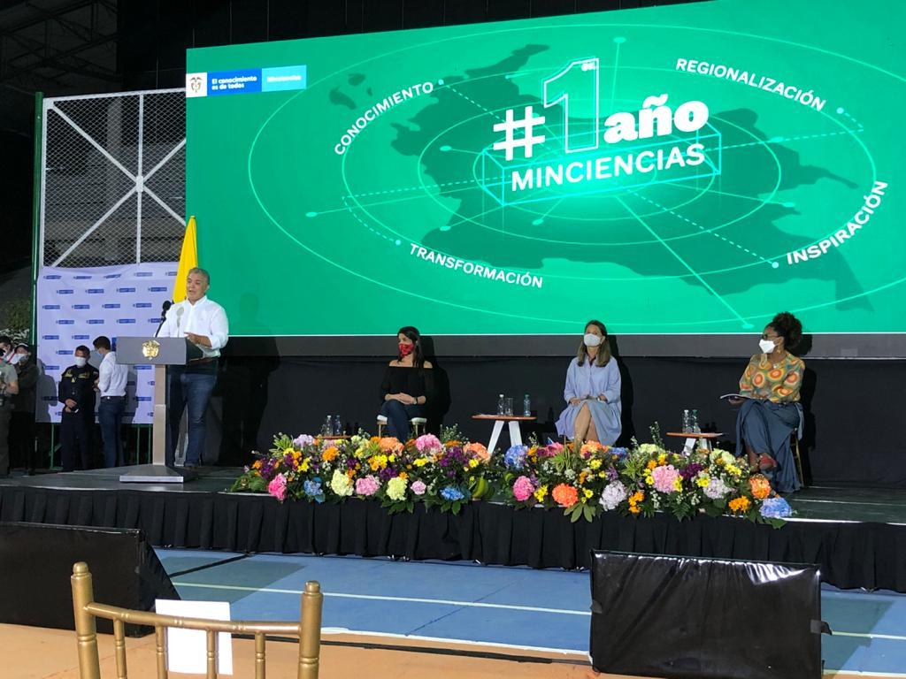 hoyennoticia.com, Presidente Duque destacó resultados de Minciencias en el marco de la pandemia
