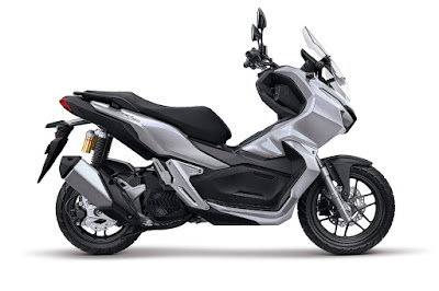 Honda ADV150 Tough Silver