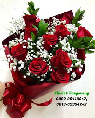 Bunga Valentine di Cipondoh