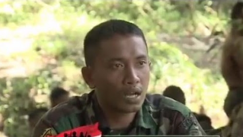 Cerita Pilu Awak KRI Nanggala 402 Serda Setyo Wawan: Kalau Saya Nyelam Anggap Sudah Mati