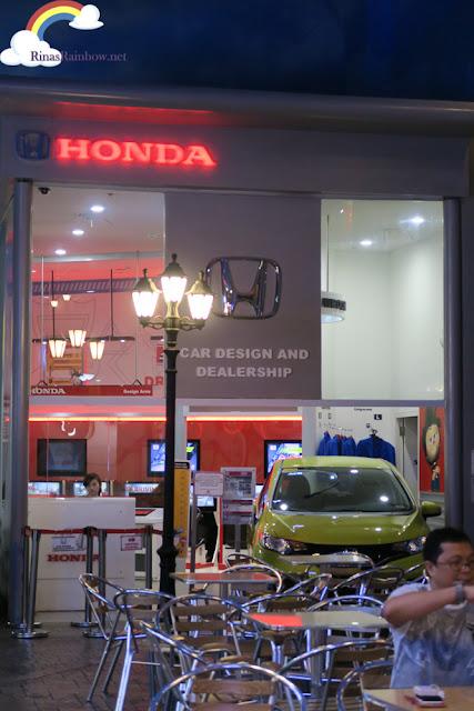Kidzania Manila Honda