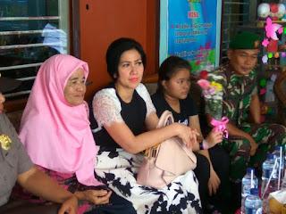 Penyerahan Bantuan Alat Peraga Edukatif (APE) Bersama Venna Melinda
