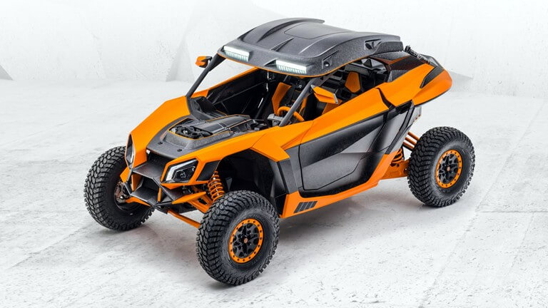 Mansory Teases the Adventurers with Xerocole Toughness