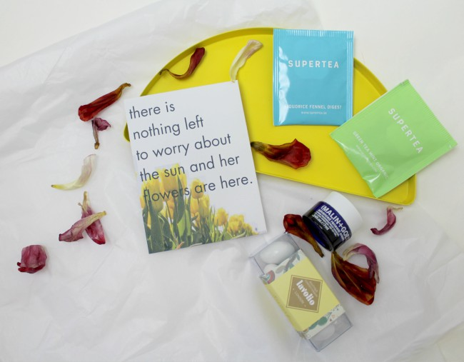Reading in Heels March Subscription Box