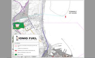GNL a Crotone, balzo avanti dell'iter autorizzativo