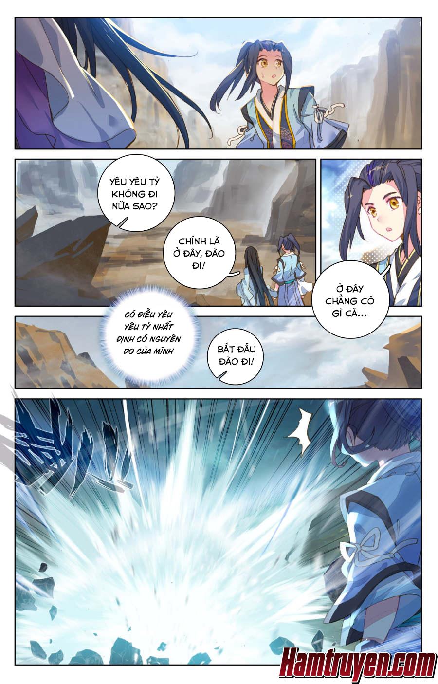 Nguyên Tôn chap 64 - Trang 15