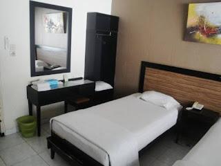 Hotel Merbabu (Hotel Bintang 2 dengan Kualitas Bagus)