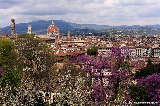 Florencja, ogród Bardini