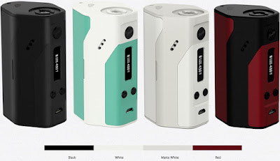RX200 Reuleaux By Wismec,Which Color you Like Best ?