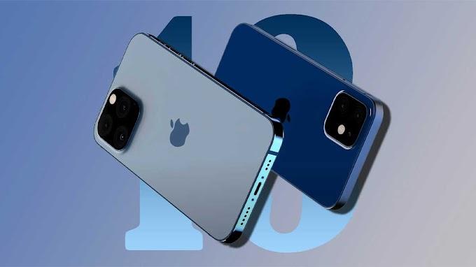 يحتوي أيفون 13 على ماسح ضوئي LiDAR  وحصل iPhone 13 برو على تخزين 1 تيرابايت