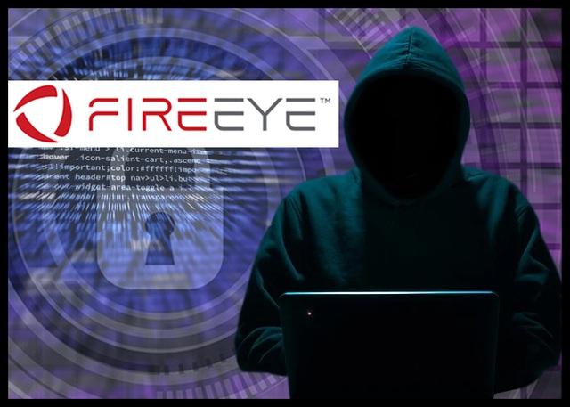 قراصنة يتسللون إلى شركة الأمن الشهيرة FireEye