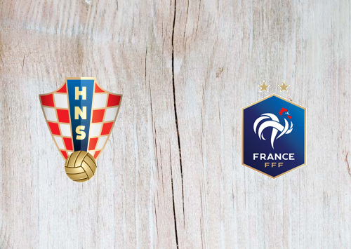 Croatia vs France -Highlights 14 October 2020