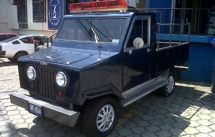 Venta De Carros En El Salvador >> El Cherito Vehiculo Automotor Ensamblado En El Salvador El