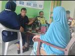 Diduga Ada Kejanggalan Penyaluran Bantuan Covid 19, Kantor Pangulu Nagori Boluk Didatangi Emak- Emak