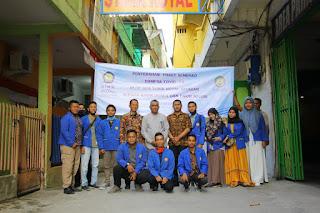 Badan Eksekutif Mahasiswa (BEM) Menyalurkan Sembako Untuk Dhuafa dan Fakir Miskin Sebagai Bantuan Ditengah Covid-19