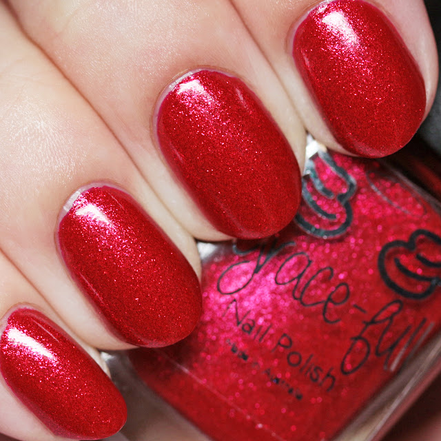 Grace-full Nail Polish Angry Pixie