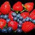 Strawberries and blueberries make your Brain Sharp