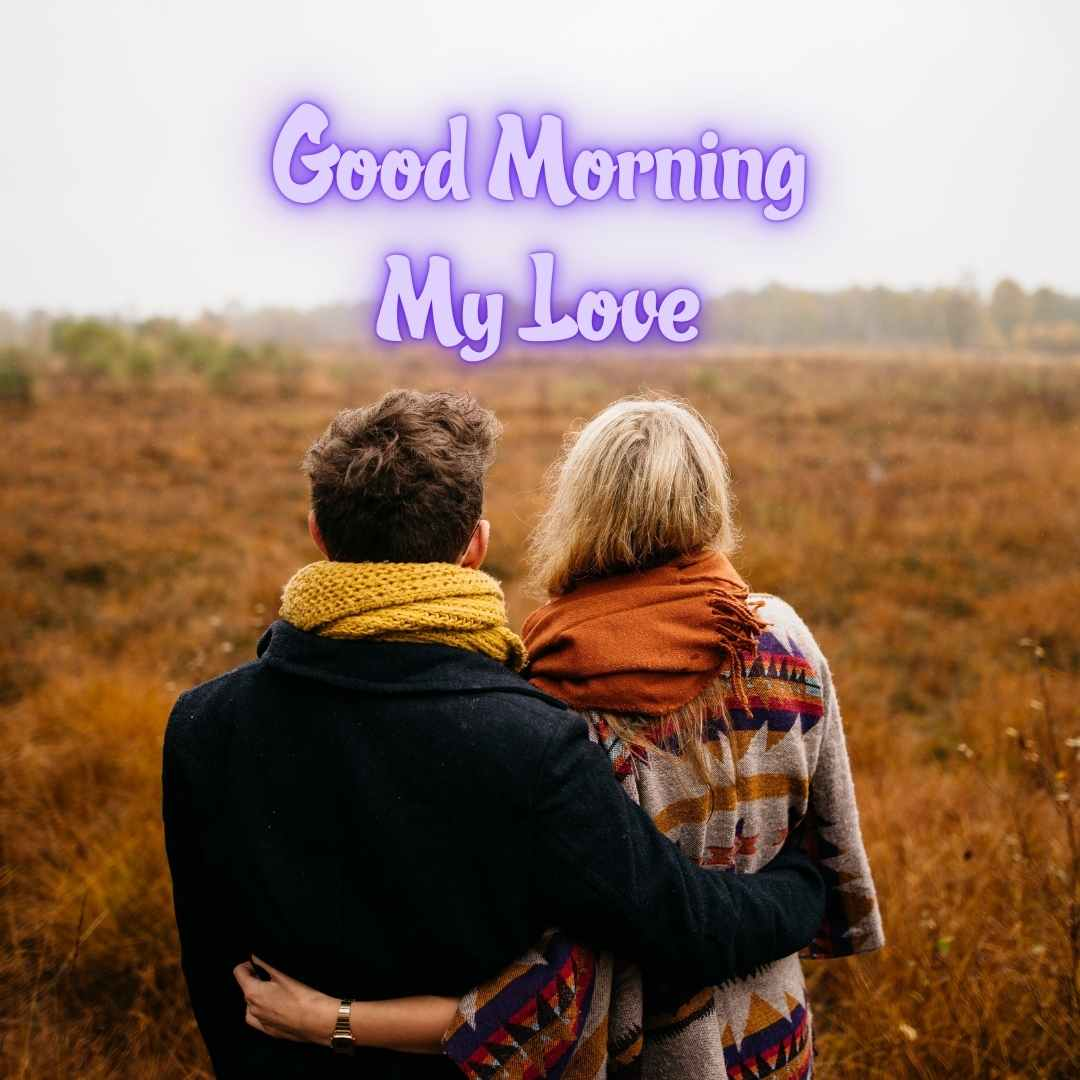 good morning pic with love