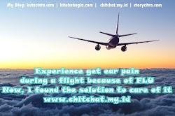 Tersiksa di Pesawat Jika Flue Berat