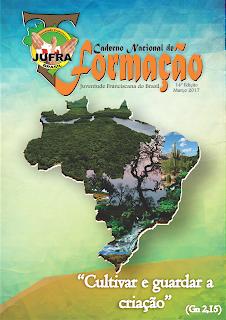 JUFRA DO BRASIL LANÇA XIV EDIÇÃO DO CADERNO NACIONAL DE FORMAÇÃO