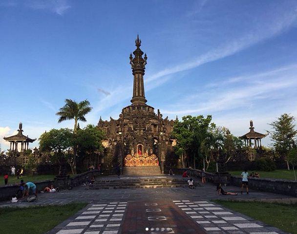 Wisata New Kuta Green Park di Kuta Selatan Badung Bali Informasi Terbaru
