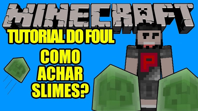 Por que encontrar slimes em Minecraft?