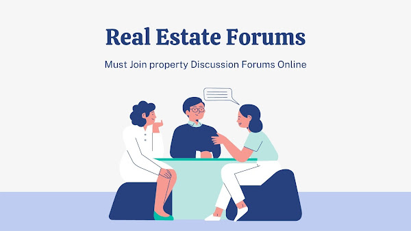 Real Estate Forums india