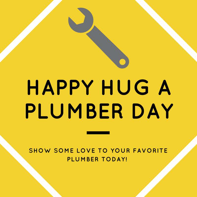 National Hug a Plumber Day Wishes Pics