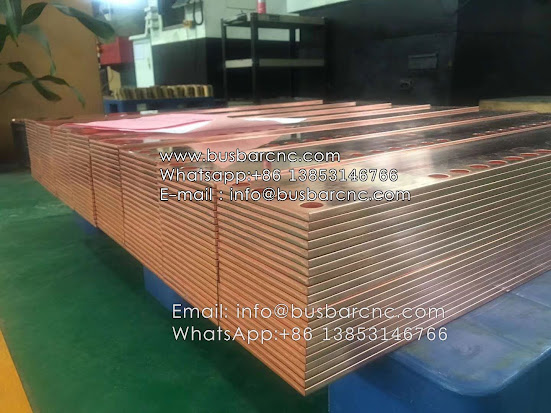 copper bus bar machinery