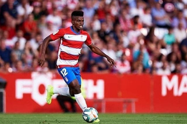 Super Eagles player sacked from the Spanish La Liga