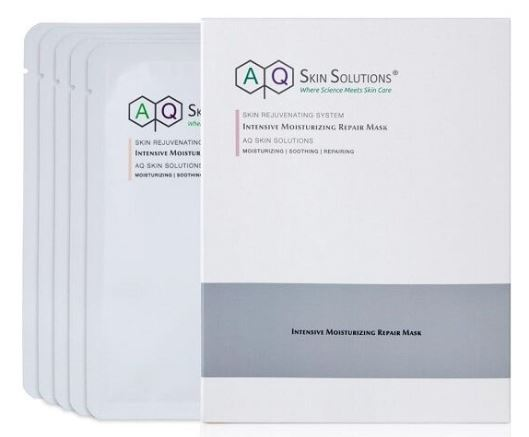 AQ Skin Solutions Intensive Moisturising Repair Mask