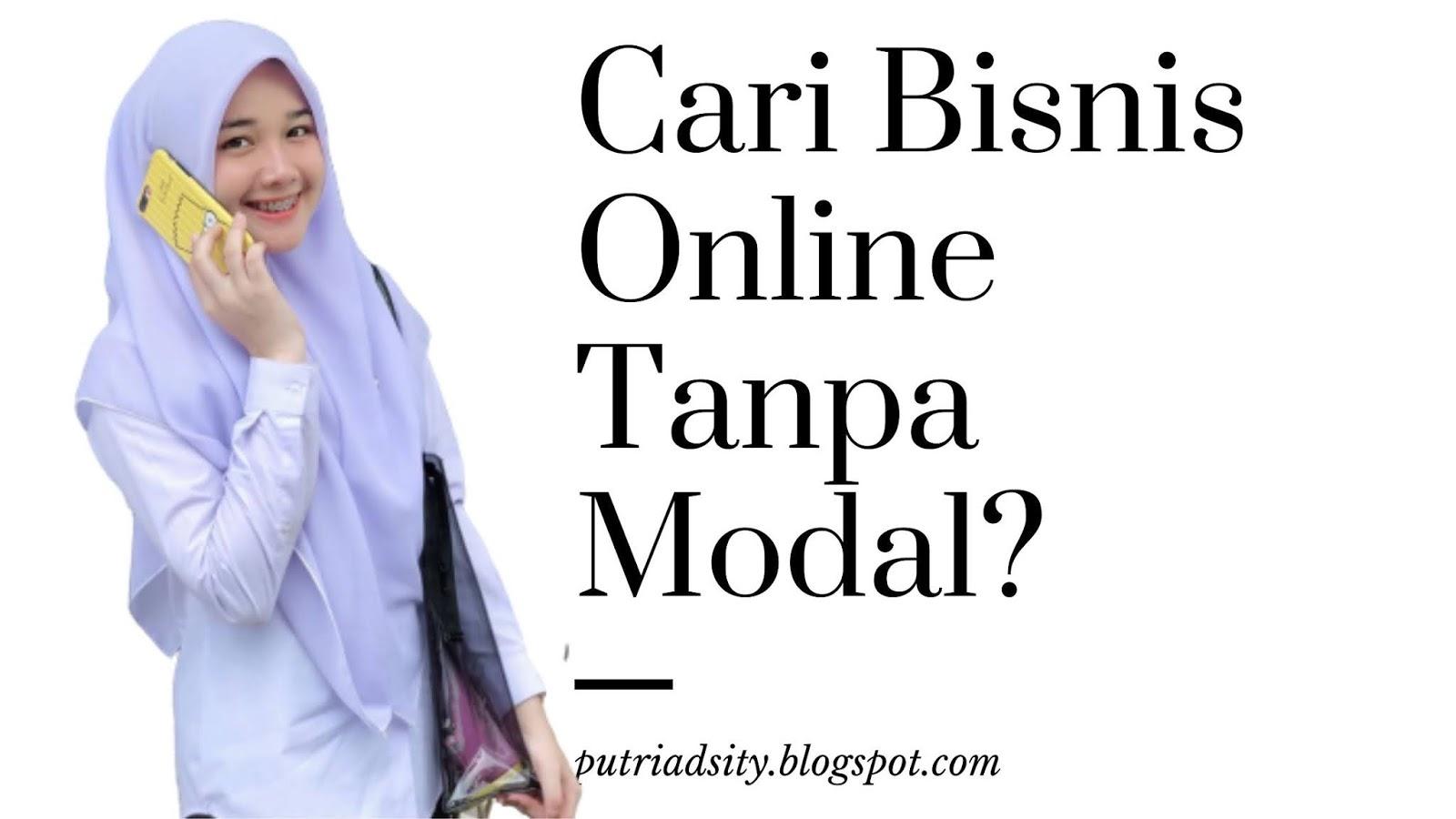 Gabung Bisnis Online Tanpa Modal - Ayo Temukan Solusi Dan ...