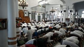 Ini Kata Pimpinan HUDA, MUNA dan FPI Aceh Soal Tatib Jum'at di Mesjid Raya Baiturrahman