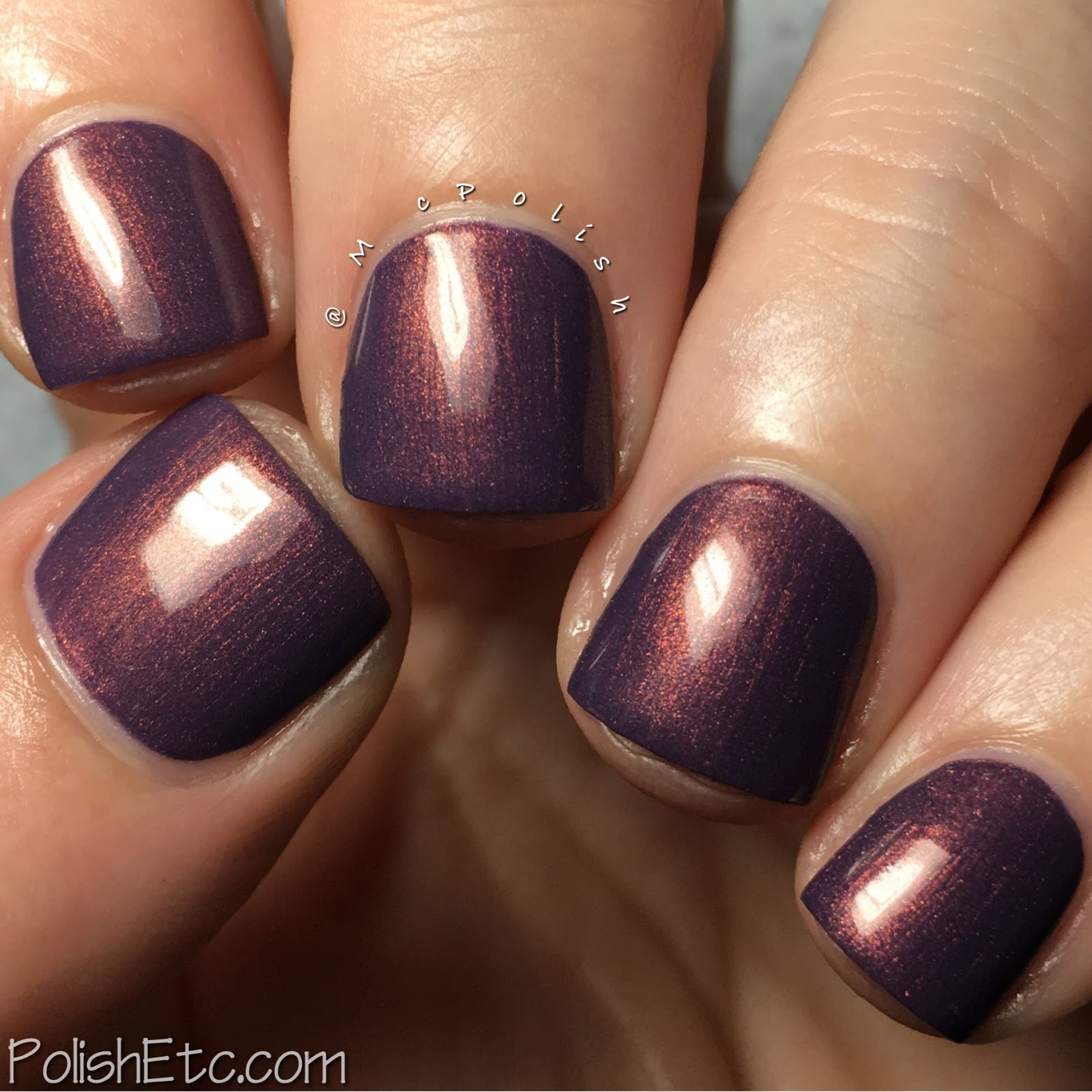Native War Paints - Copper Penny Collection - McPolish - Penny For your Thoughts