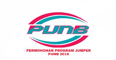 Permohonan Program JUMPER PUNB 2019 Online